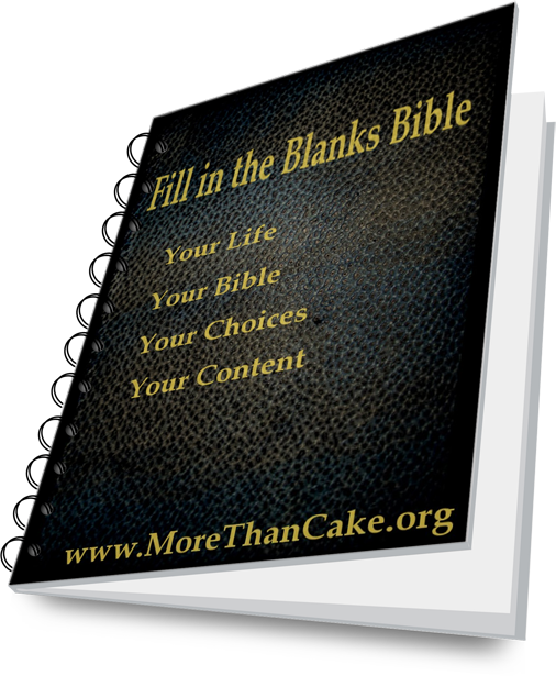 Fill In the Blanks Bible © – Exodus