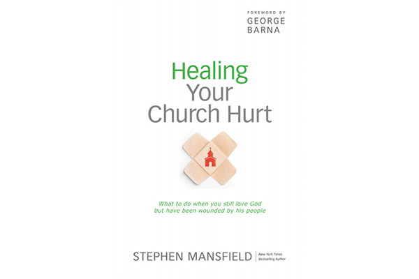 [BOOK REVIEW] Healing Your Church Hurt