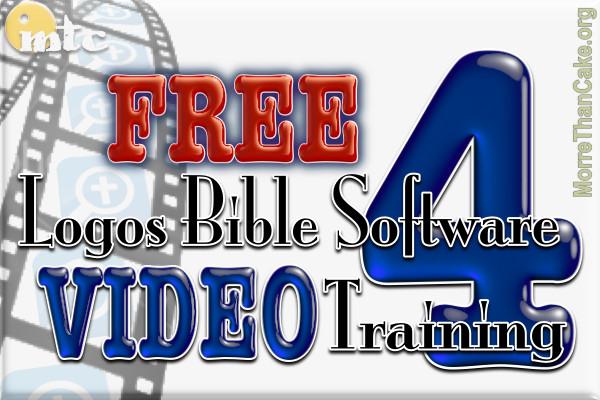 Sermon Preparation with Logos Bible Software – Day 1b