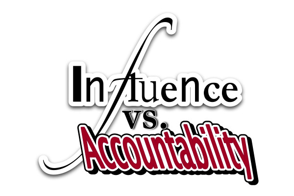Influence or Accountability: Which Is Your #1 Priority?