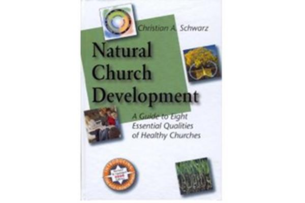 [BOOK REVIEW]  Natural Church Development