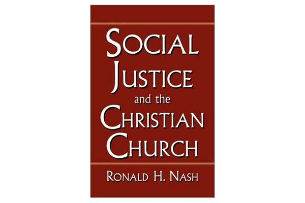 [BOOK REVIEW] Social Justice and the Christian Church