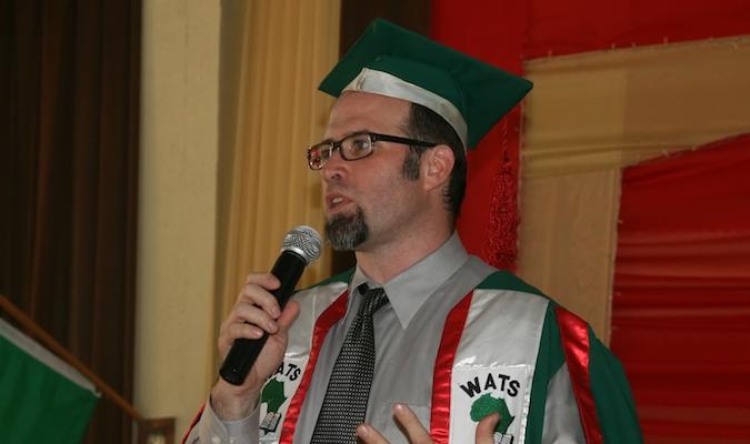 WATS Matriculation Speaker