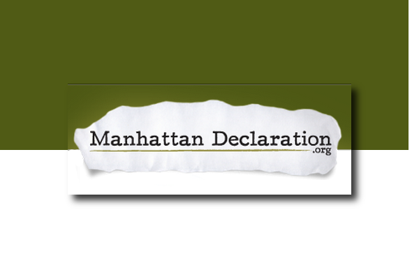 The Manhattan Declaration-A Call to Conscience or Compromise?