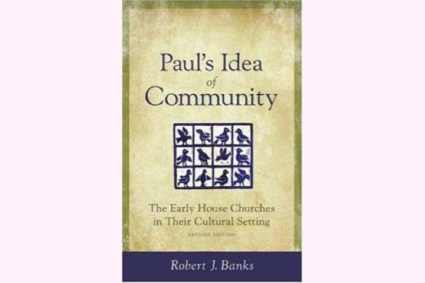 [BOOK REVIEW] Paul's Idea of Community