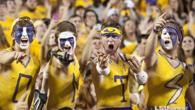 LSU Does Not Want Christian Football Fans