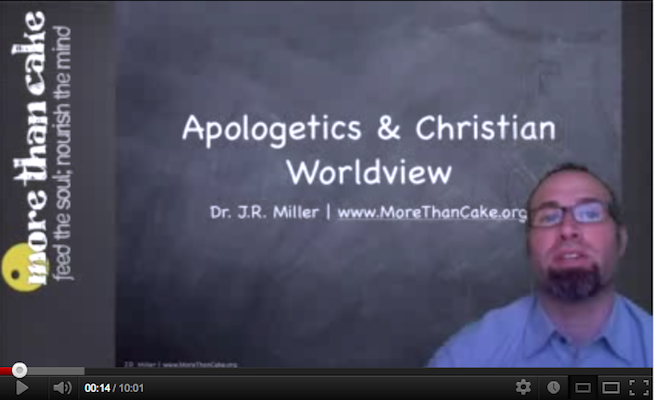 Video Training for Incarnational Apologetics