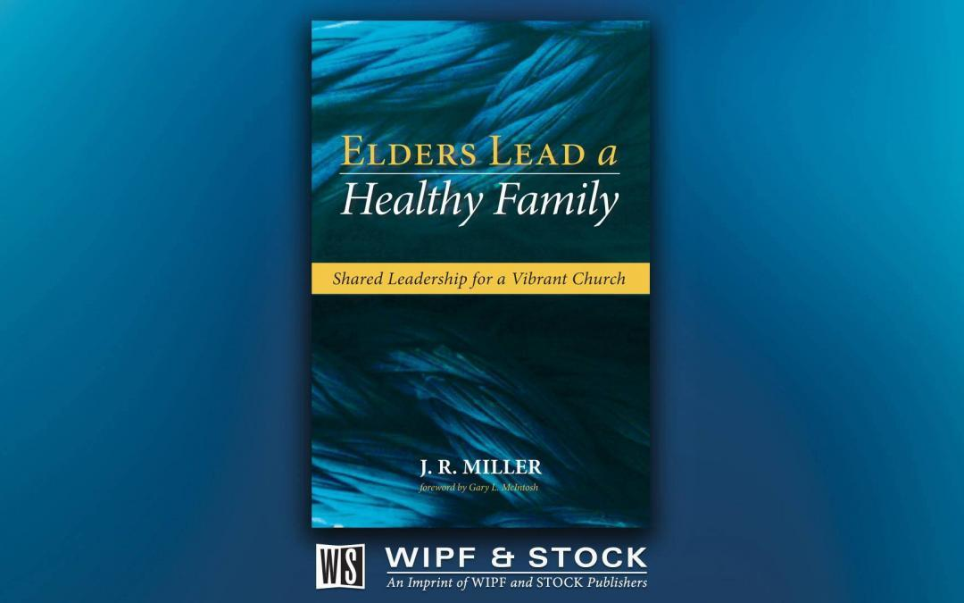 Elders Lead A Healthy Family: Financial Support