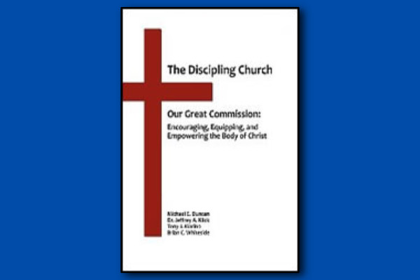 GIVEAWAY – The Discipling Church