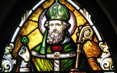 The Shield Prayer of Saint Patrick