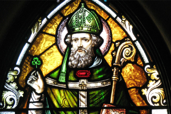 The Shield Prayer of Saint Patrick