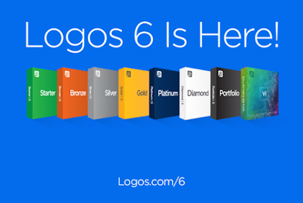 Logos 6 is Here… Which Package is Right for You?
