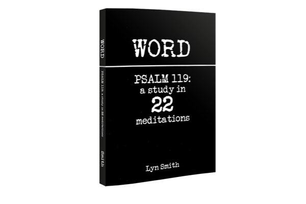 Get grounded in WORD: a Bible study on Psalm 119