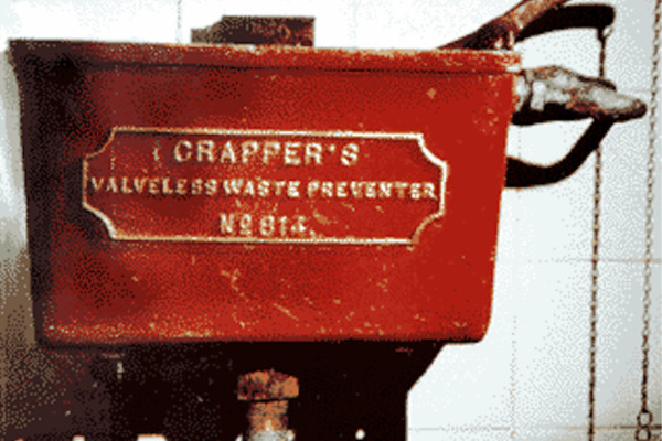 Conversations on the Crapper