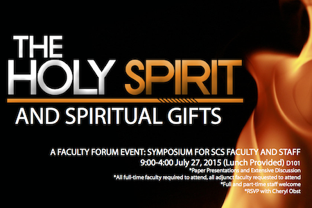 One Gift, Many Giftings; The Supremacy of the Holy Spirit Over Every Spirit Gifting