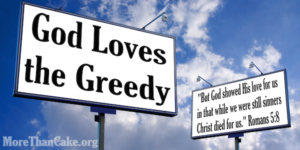 Love Wins - greedy