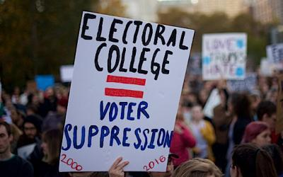 The Electoral College and the End of Slavery