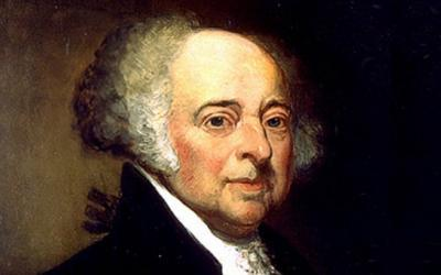 President John Adams Thanksgiving Day Proclomation