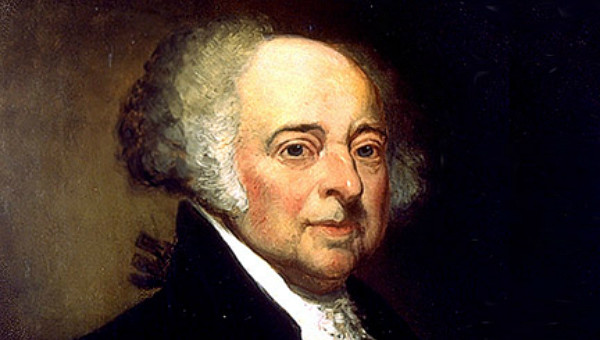 President John Adams Thanksgiving Day Proclamation