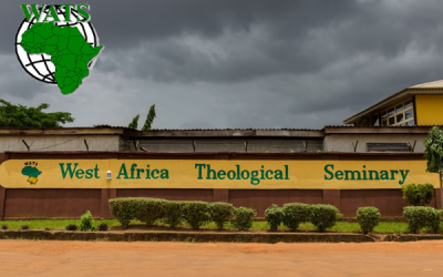 Dr. Miller in Renewal: Journal of West Africa Theological Seminary