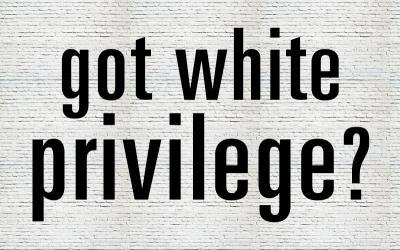 Is it About Race & White Privilege or Marriage?