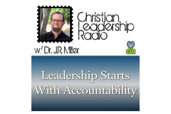 [PODCAST] Leadership Starts With Accountability