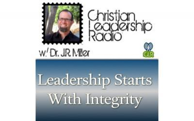 [PODCAST] Leadership Starts With Integrity
