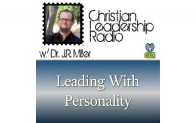 [PODCAST] Leading With Personality